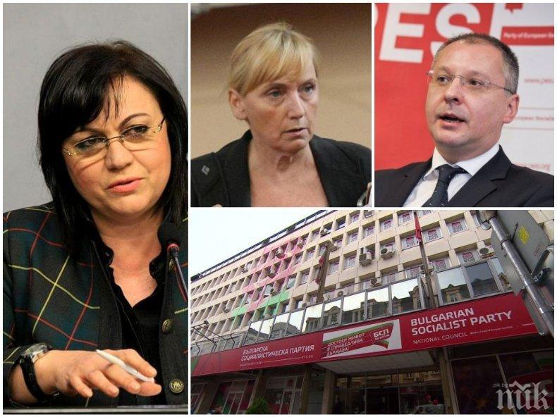 САМО В ПИК: Мръсни среднощни фалшиви новини дискредитират Сергей Станишев преди избора на водач на червената евролиста