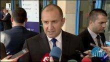 ИЗВЪНРЕДНО: Румен Радев удари по масата за апартамента на Цветанов и заговори за възмездие