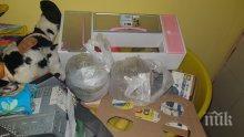 ПЪРВО В ПИК: 583 кг наркотици бяха унищожени чрез изгаряне в инсинератор (ВИДЕО)