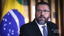 Външният министър на Бразилия: Със САЩ имаме общи цели във Венецуела