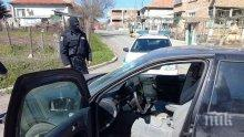 Арестуваха Стойчо Барона, който пропя срещу Митьо Очите