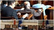 ИЗВЪНРЕДНО В ПИК TV! Бисер Петков, Боил Банов и още трима министри на килимчето при депутатите (ОБНОВЕНА)