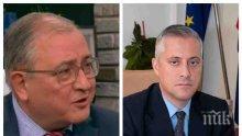НАВЕДЕ ЛИ СЕ СДС? Лукарски и Кисьов на нож заради договорката с ГЕРБ за евровота