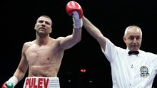 Тервел Пулев продължава да ниже победи на ринга