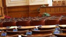 """Депутатите, стига с това """"в пленарна зала"""" и """"в комисия"""""""