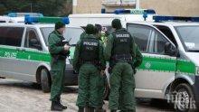 Десет души задържани в Германия, готвели касапница във Франкфурт