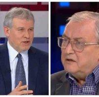 Румен Христов и Владимир Кисьов с горещ коментар за