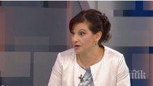 ИЗВЪНРЕДНО В ПИК: Летящ старт за наследничката на Цветанов! Д-р Дариткова спаси съпартийка от ГЕРБ, която се задави с вода в парламента
