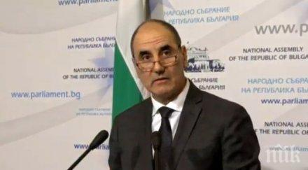 ПЪРВО В ПИК TV: Цветанов достойно подаде оставка: Напускам парламента! Аз, Борисов и ГЕРБ сме едно и ще спечелим изборите (ОБНОВЕНА)