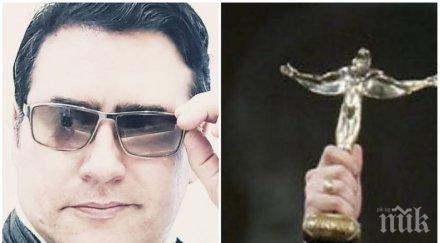 """Кръстникът на призовете """"Икар"""" Съни Сънински:  Гордея се, те се утвърдиха като престижна театрална награда"""