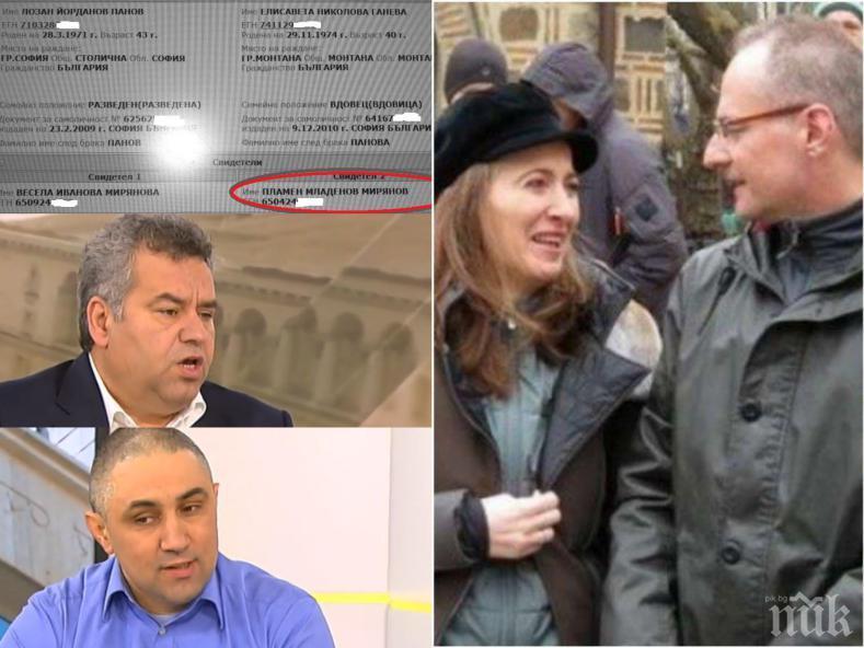СЛЕД РАЗКРИТИЕТО НА ПИК: Журналисти с горещ коментар за имотните схеми на Лозан Панов и съпругата му
