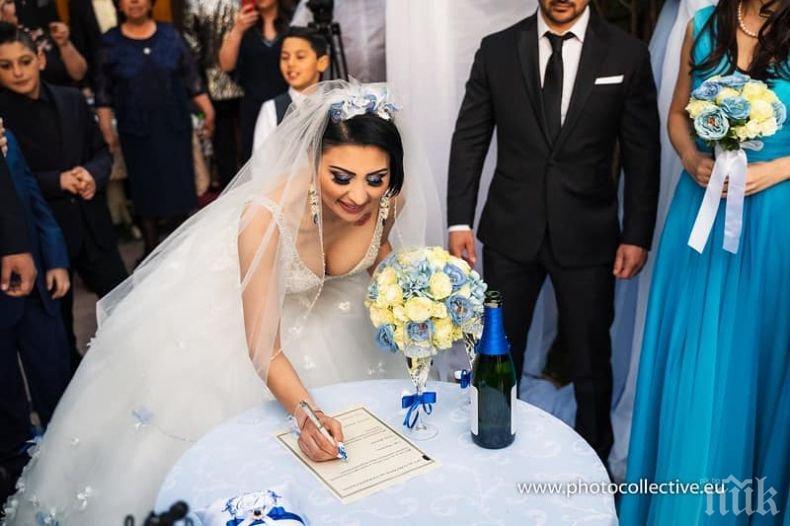 Софи Маринова се изръсила с 20 бона за диамантена рокля