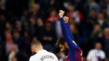 Лидер на Барса се изгаври с Реал