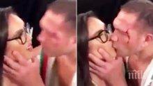 РАЗКРИТИЕ: Излезе истината за Джени Суши и поведението й на автърпартито след мача на Кобрата (ВИДЕО)