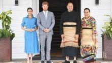 Принц Чарлз забранил на Меган Маркъл да носи тиара на принцеса Даяна