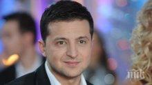 Комикът Зеленски спечели първия тур на президентските избори в Украйна, удари в Земята Порошенко и Тимошенко