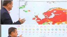 СЛЪНЧЕВА ПРОГНОЗА: Очакват ни много хубави дни през април, от петък обаче идват валежи