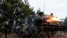Ердоган заплаши Сирия с военна операция