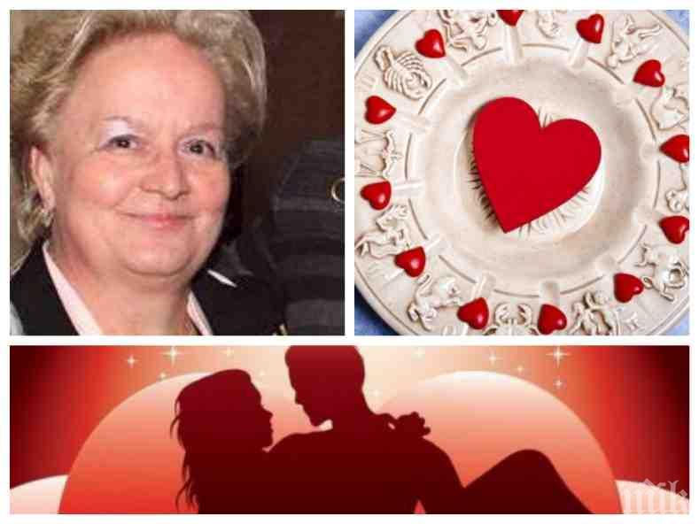 Какво ни чака в любовта през април? Топ астроложката Алена с пълен хороскоп за всяка зодия  -Телците срещат мечтаната половинка, Везните ще се опарят от брак по сметка