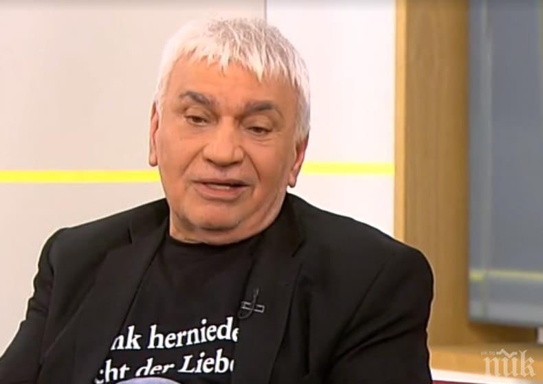 Стефан Димитров: Не съм правил компромис с музиката по никакъв начин