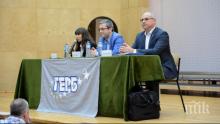 Антон Тодоров и Тома Биков обясниха технологията на фалшивите новини (СНИМКИ)