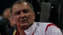 """Историческо """"ДА"""" между български наставник и национален отбор на Русия"""