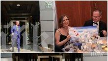 """БОМБА В ПИК! Ето го Лозан Панов сред лукса на """"Артекс"""" - съдия №1 спипан във ВИП кооперацията на кумовете му (ПАПАРАШКИ СНИМКИ)"""