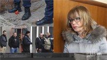 ПЪРВО В ПИК TV: МВР пусна арестуваните от снощния протест пред МС. Двамата отричат да са провокатори и съжаляват за случилото се (ОБНОВЕНА)