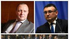 ИЗВЪНРЕДНО В ПИК TV: Първо заседание на Пламен Нунев като шеф на вътрешната комисия - Младен Маринов с разкрития за трагедията в Македония (ОБНОВЕНА)