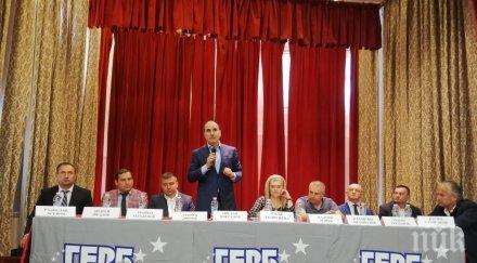 Цветанов: Кампанията за европейските избори ще бъде много по-различна от всички досега