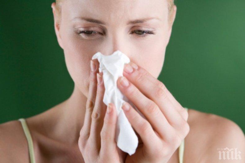 Внимание! Рядка болест се маскира като алергия