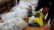 Българин бе задържан с 22 кг хероин в Сърбия