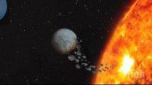 ХЕВИ МЕТЪЛ: Откриха планета от желязо и никел