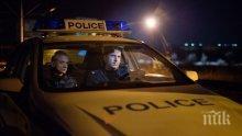 Психолог съветва Блатечки и Бърнев на снимките на полицейски екшън
