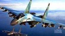 САЩ заплаши със санкции Египет заради покупката на руски изтребители Су-35