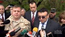 ИЗВЪНРЕДНО В ПИК TV: Вицепремиерът Каракачанов и шефът на МВР Младен Маринов с първи разкрития за заплахата от 50 хиляди мигранти (ОБНОВЕНА/СНИМКИ)
