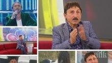 """СЛЕД ФУРОРА: Милко Калайджиев с култов коментар за превъплъщенията си в """"Капките"""" - певецът с нов проект"""