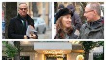 ЖЕСТОК ПАНАИР НА ВСС: Магистратите скочиха на Лозан Панов за аферата с имотите му - шефът на ВКС скандално напусна заседанието, отказа обяснения и отново не изпълнява задълженията си</p><p>