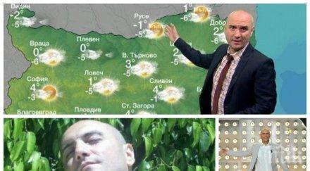 ГРЕШНА ПРОГНОЗА: Емо Чолаков се крие от подигравките на съседи
