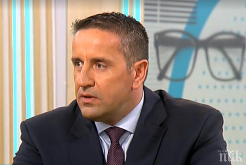 ГОРЕЩО! Георги Харизанов: До момента няма доказателства, че в скандала с имотите на управляващите има замесени мръсни пари