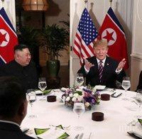 Ким Чен-ун иска нова среща с Доналд Тръмп