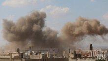 Сили на Халифа Хафтар удариха военен лагер в Триполи
