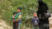 """Ужасяващо: Над 230 деца са загинали в лагера """"Ал Хол"""" в Сирия"""