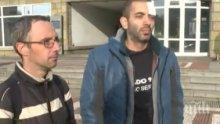 Оператор е ранен при сблъсъците в Габрово