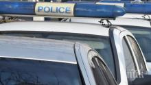 КАТО НА КИНО: 14-годишен шофьор се измъкна в гонка с полицията, прекара колата по стълбище