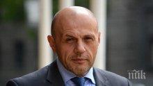 Томислав Дончев: Нека да се борим с реални средства все повече българи да се чувстват щастливи тук
