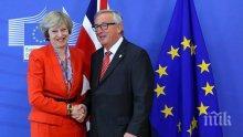 Жан-Клод Юнкер: Великобритания е задължена да проведе избори за Европарламент през май