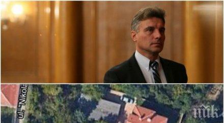 НОВИ РАЗКРИТИЯ: Червеният депутат проф. Иво Христов, обидил българите на дебили, с баровски имоти в Драгалевци и Царево - къщата му е 274 кв. м