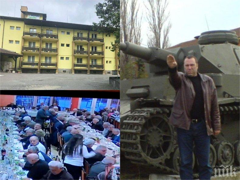ЕКСКЛУЗИВНО В ПИК: Ето кой е шефът в министерство на отбраната, присъствал на заговорническата сбирка на генералите на Радев срещу властта (ВИДЕО)
