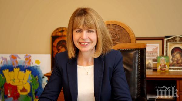 Йорданка Фандъкова подписа споразумение за по-чист въздух в София